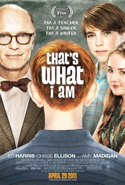 ��� � ����� / That's What I Am (2011) HDRip