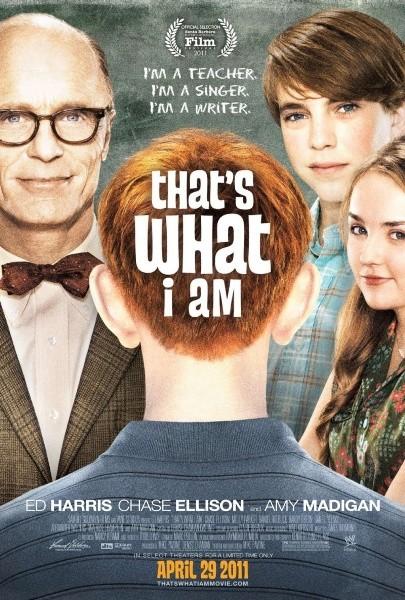 Вот я какой / That's What I Am (2011) HDRip